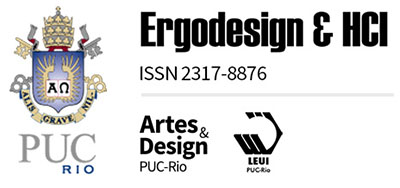 Revista Ergodesign & HCI - ISSN: 2317-8876