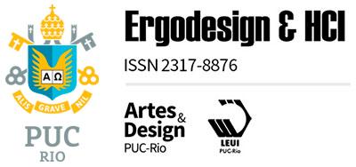 Revista Ergodesign & HCI - ISSN: 2317-8876