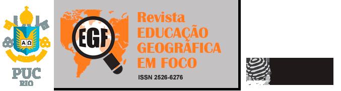 Revista Educação Geográfica em Foco